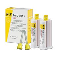 R&S Turboflex Light Fast Set krém 2x 50ml