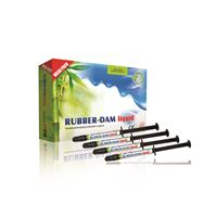 CERKAMED Rubber - Dam Liquid Mega Pack 4x1,2 ml